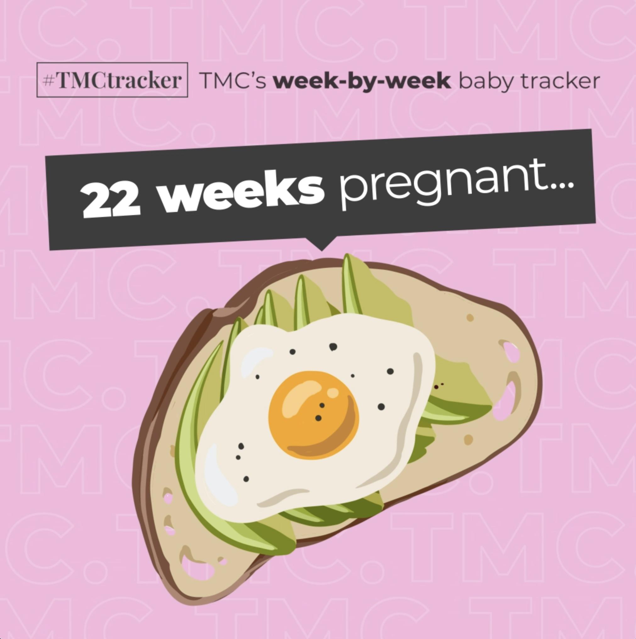 TMC Week-by-Week Baby Tracker