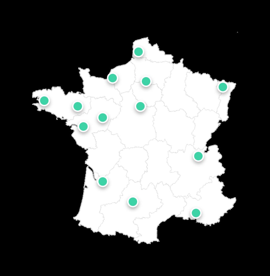 Carte de présence