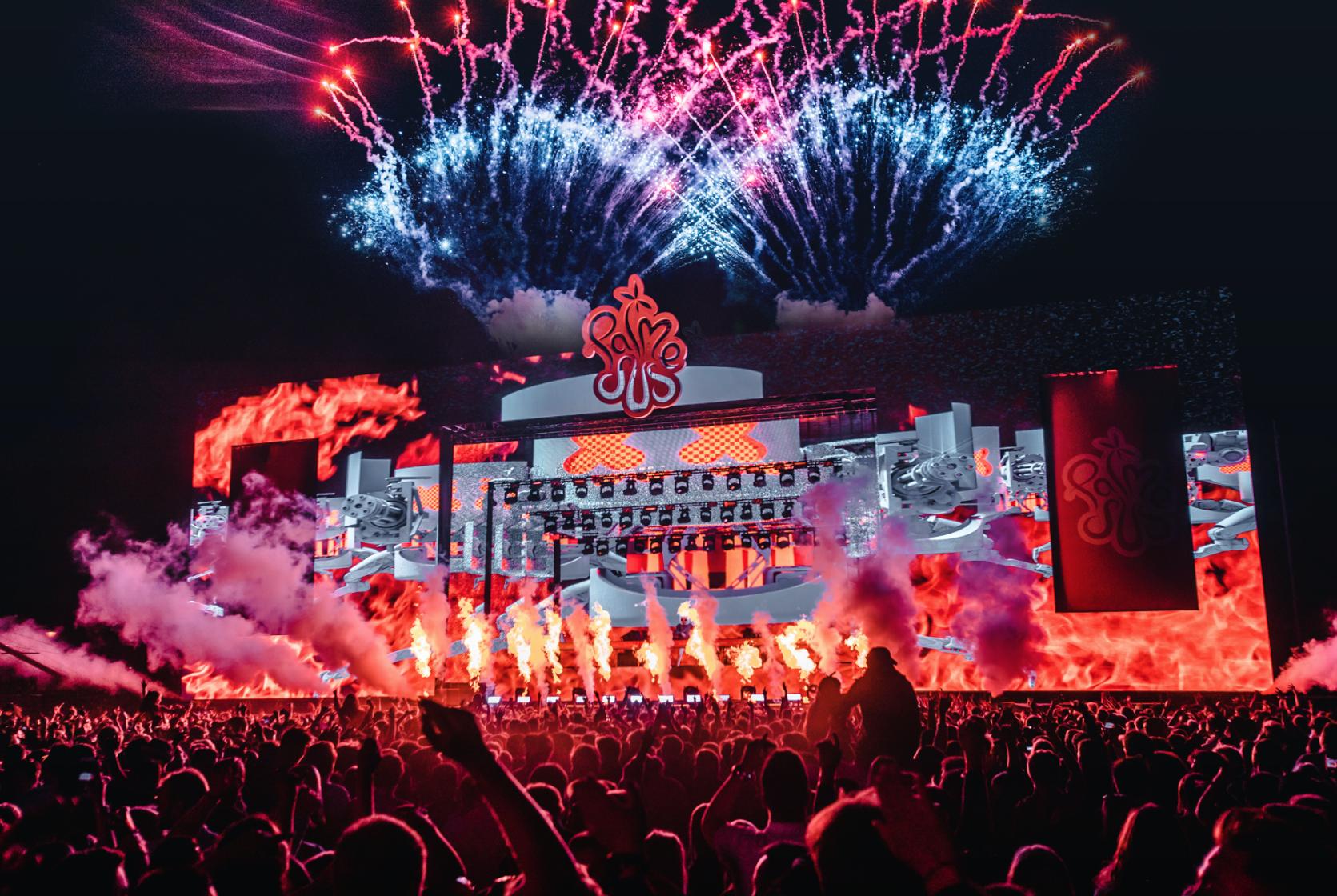 Palmesus slår et slag for festivalene