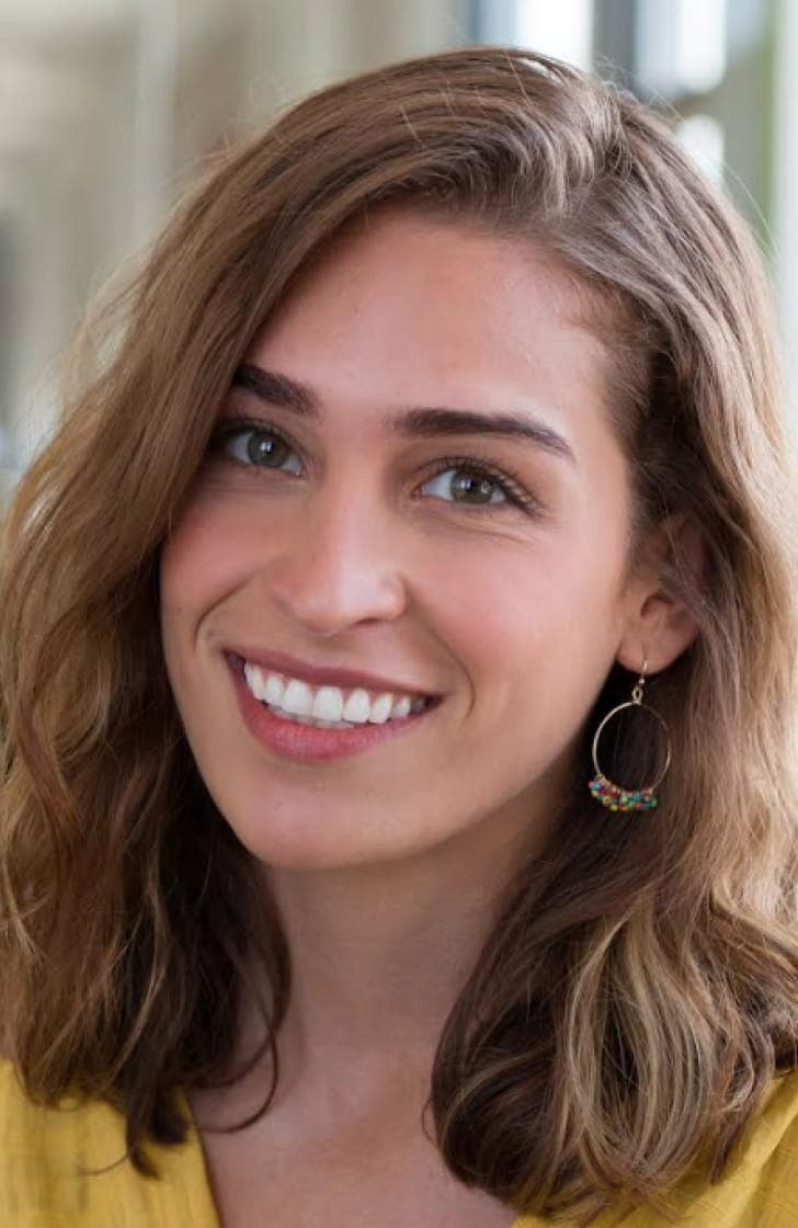 Image of Camilla Santos, beta tester.