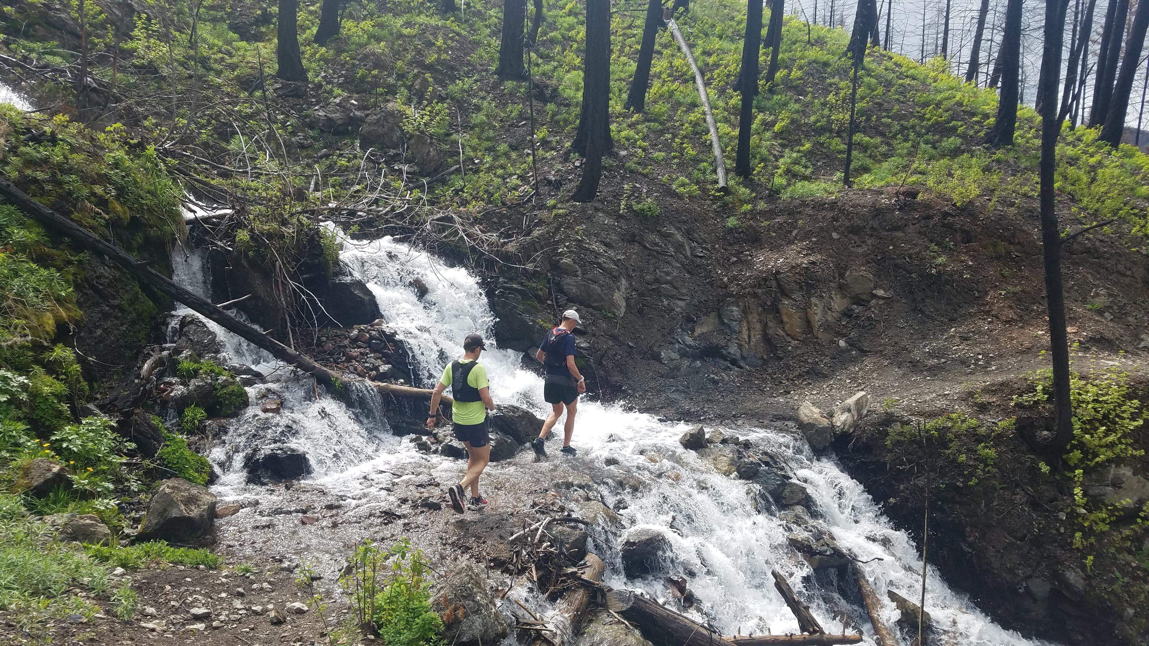 Monture Creek Trail