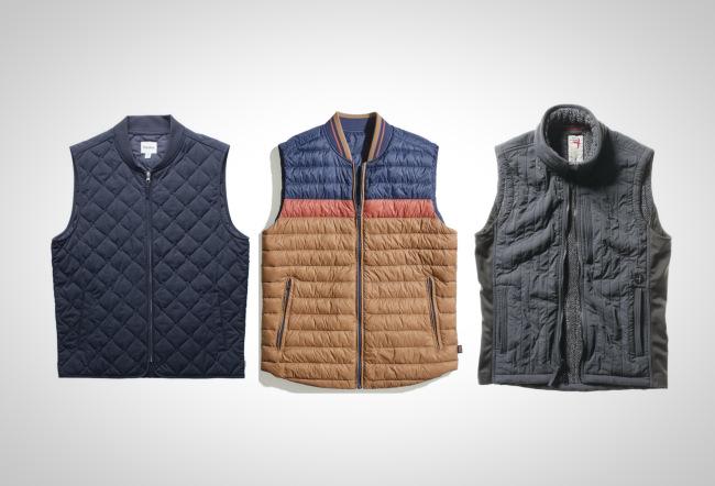 men's vests best this season