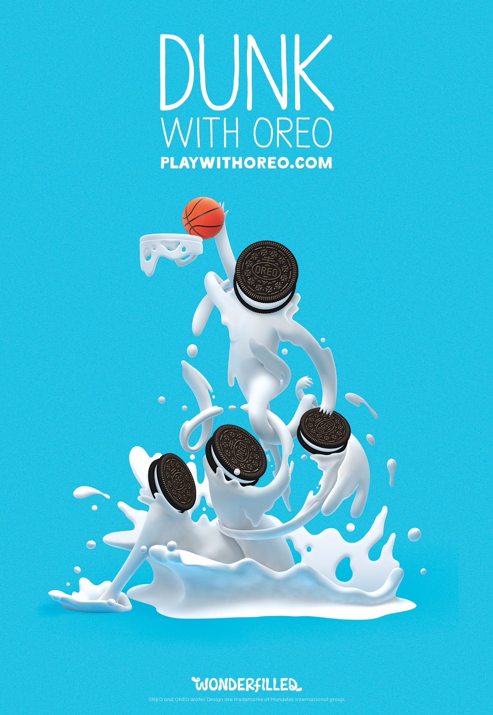 play with oreo advertising campaign