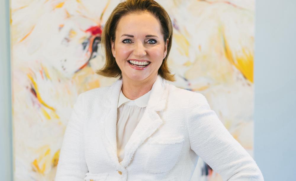ICH SCHENKE VERTRAUEN & GEHE DAMIT IN VORLEISTUNG – Anita Freitag-Meyer: Inhaberin der Hans Freitag GmbH