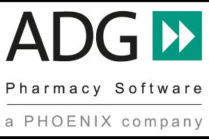 Logo des Unternehmens ADG.