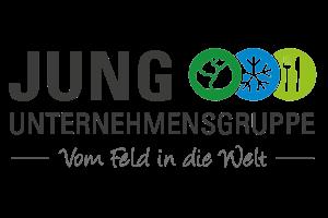 Logo des Unternehmens Jung Holding GmbH.