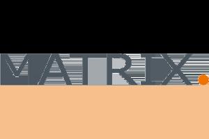 Logo des Unternehmens Matrix.