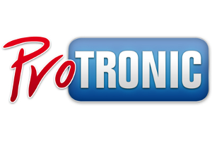 Logo des Unternehmens ProTRONIC.