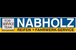 Logo des Unternehmens Nabholz.