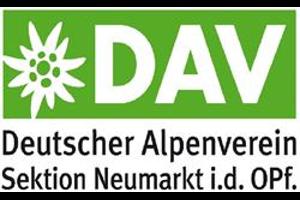 Logo des Unternehmens DAV.