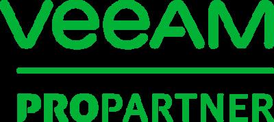 Veeam ProPartner Logo.