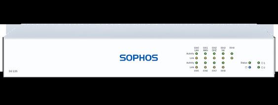 Eine Hardware Komponente von Sophos.