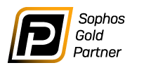 Sophos Gold Partner Logo.
