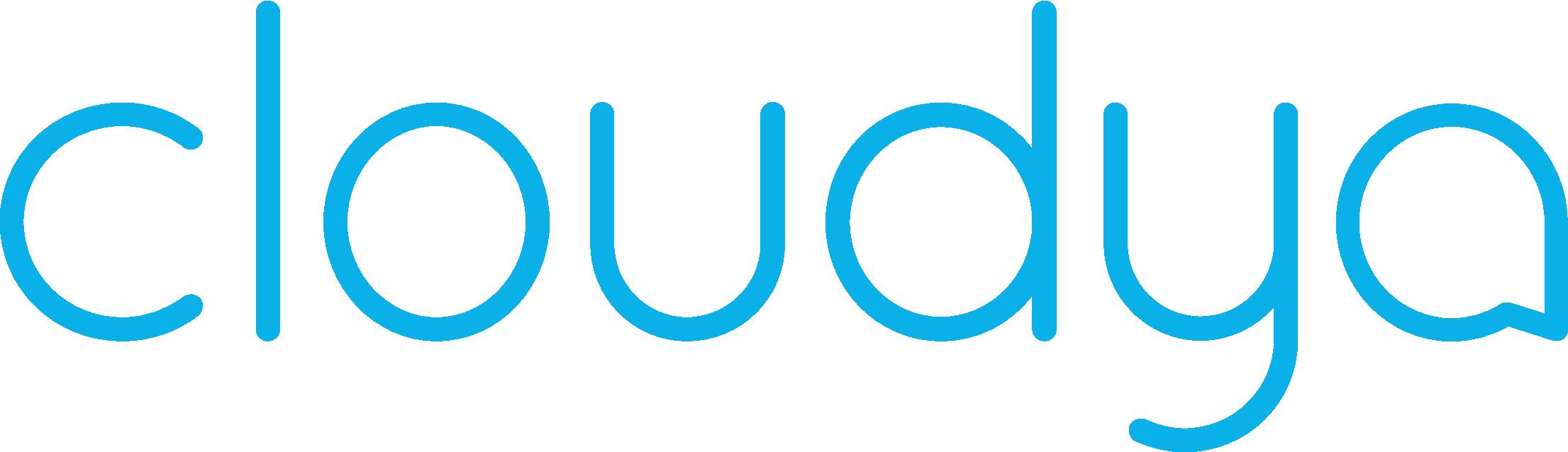 NFON Cloudya Logo.