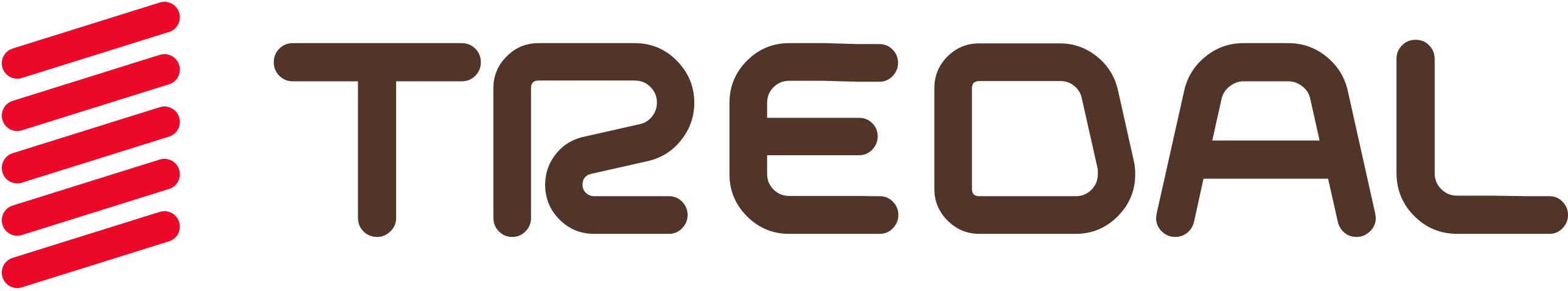 Tredal, logo