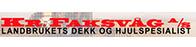 Kr. Faksvåg logo