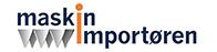 Maskin Importøren logo
