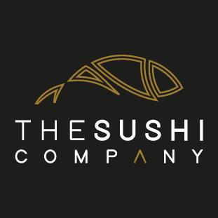 Logo The Sushi company - de Belleman, Dommelen
