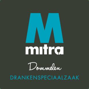 Logo Mitra drankenspeciaalzaak - de Belleman, Dommelen