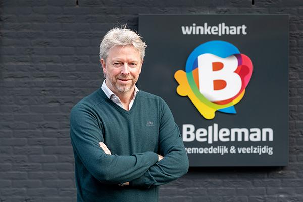 Bestuurslid Frank van der Graaf