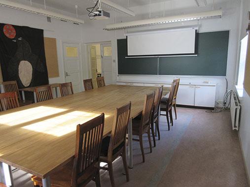 Kuva luokkahuoneesta