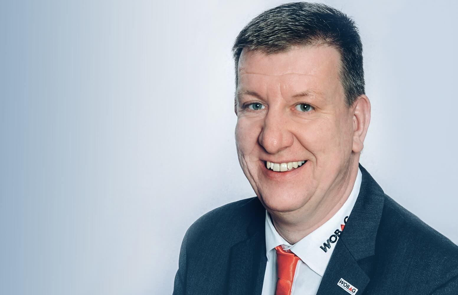 Matthias Stammert Vorstandsvorsitzender der Wohnungsbaugenossenschaft Schwedt eG