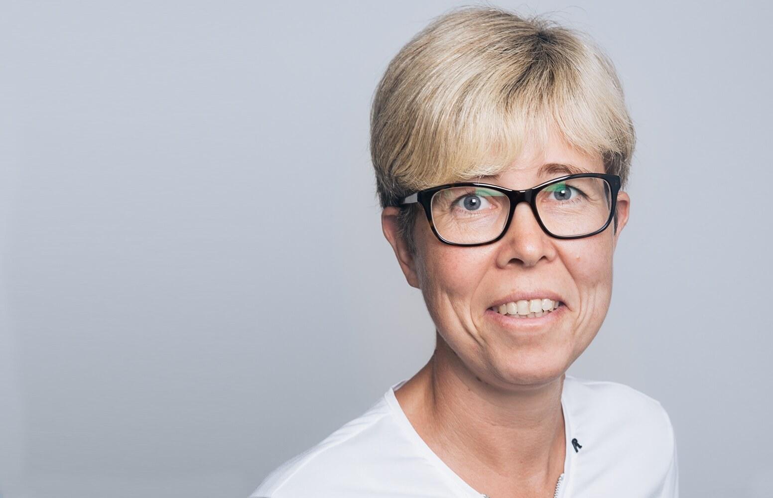 Denise Hildebrandt Leiterin Rechnungswesen bei der Wohnungsgesellschaft Werdohl GmbH