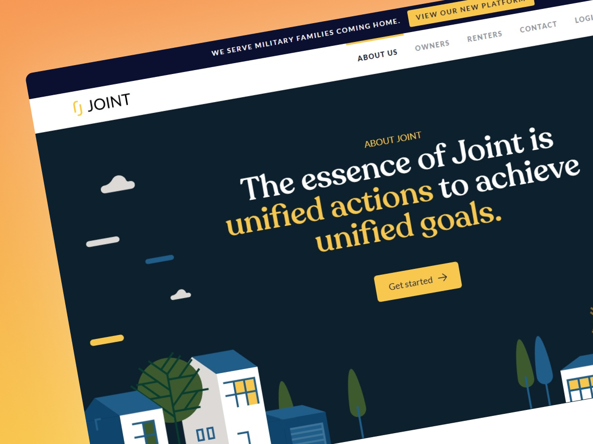 Joint Homes