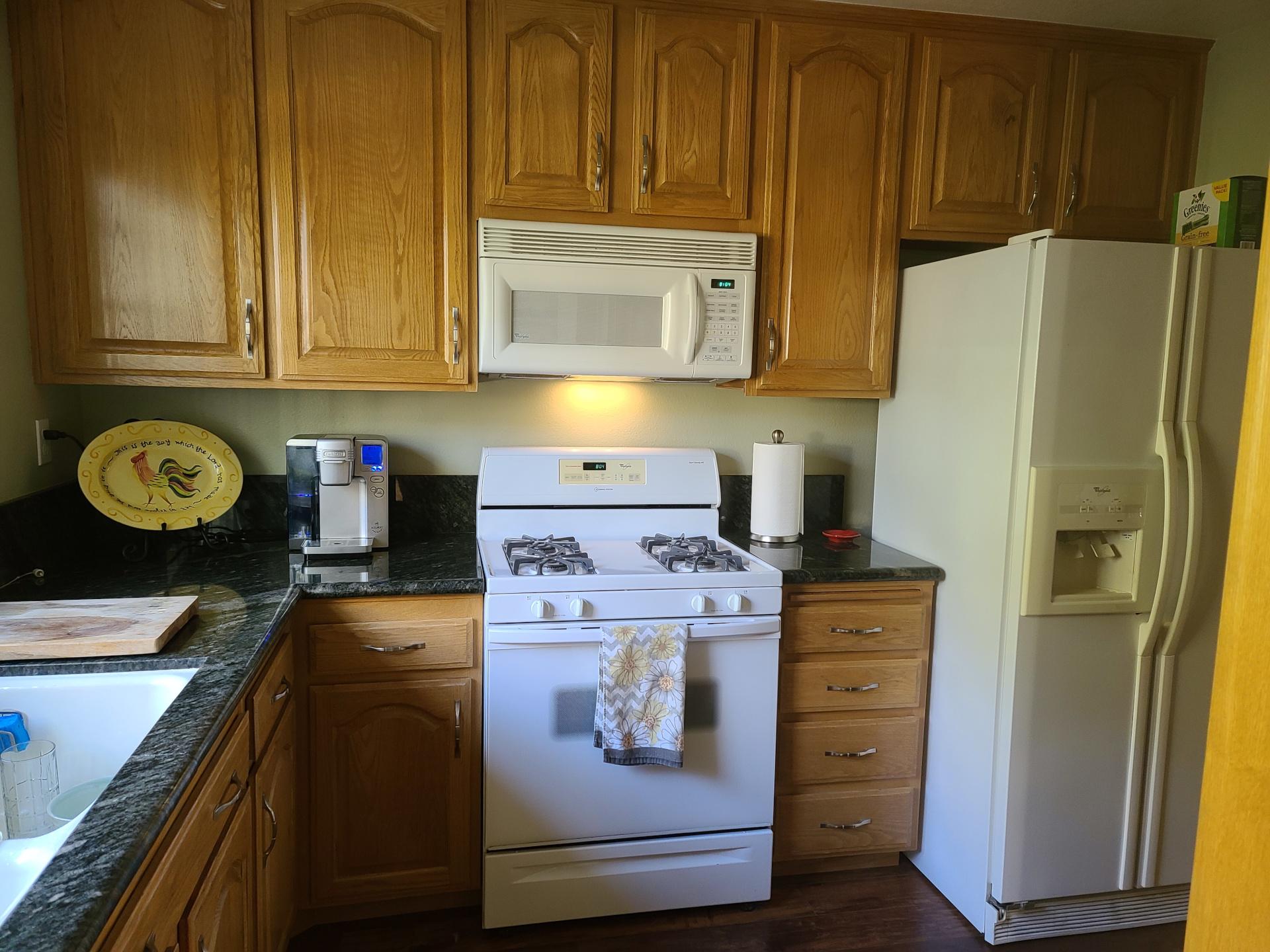 Kitchen Cabinetry Remodel Camarillo