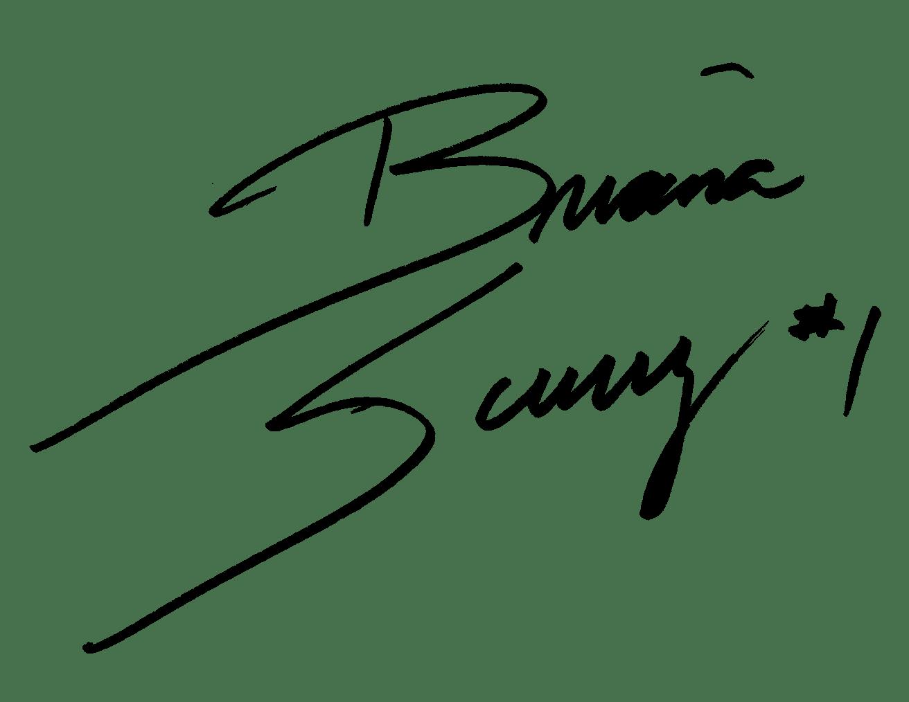 Briana Scurry Signature