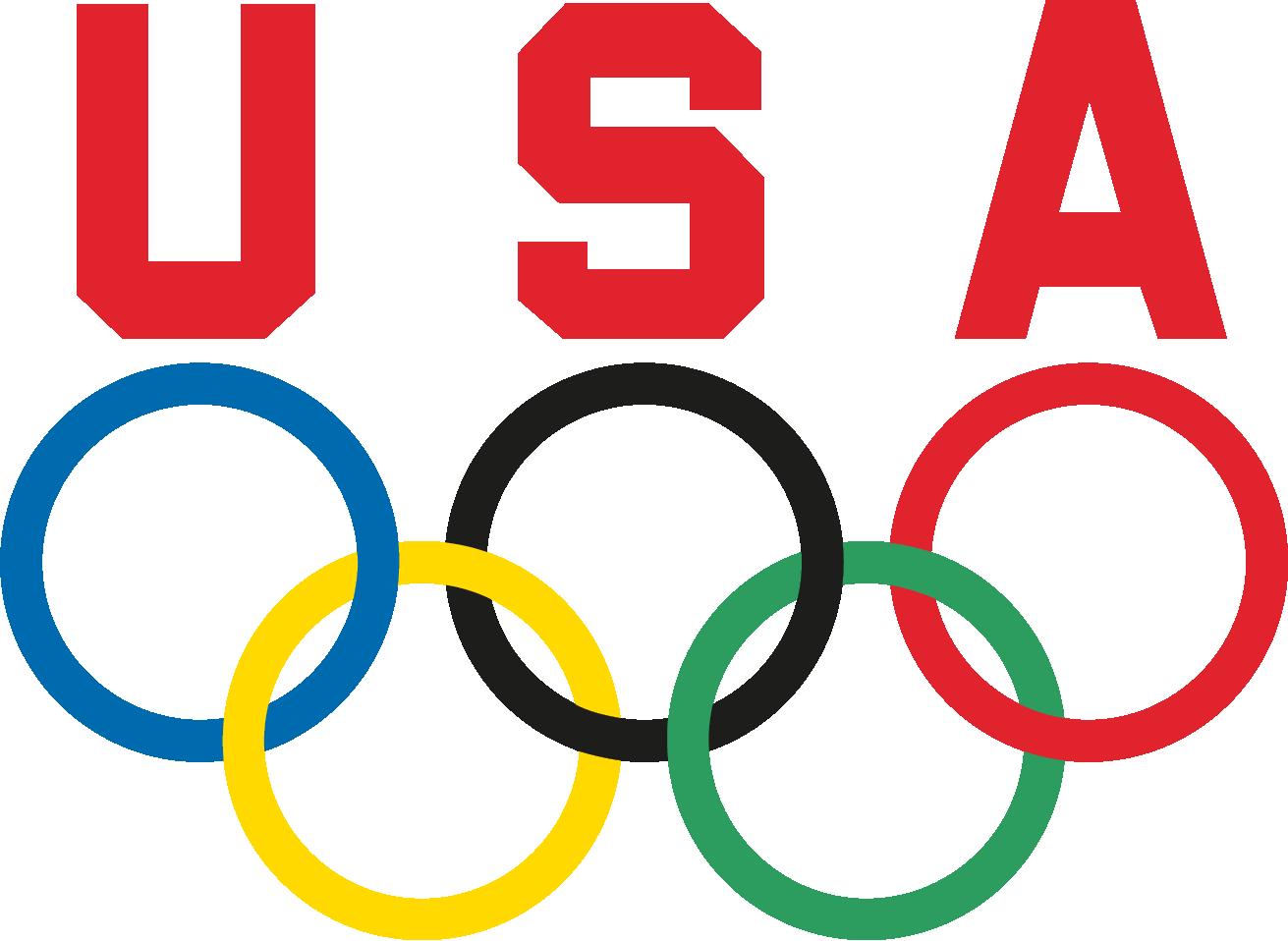 USA Olympics Logo