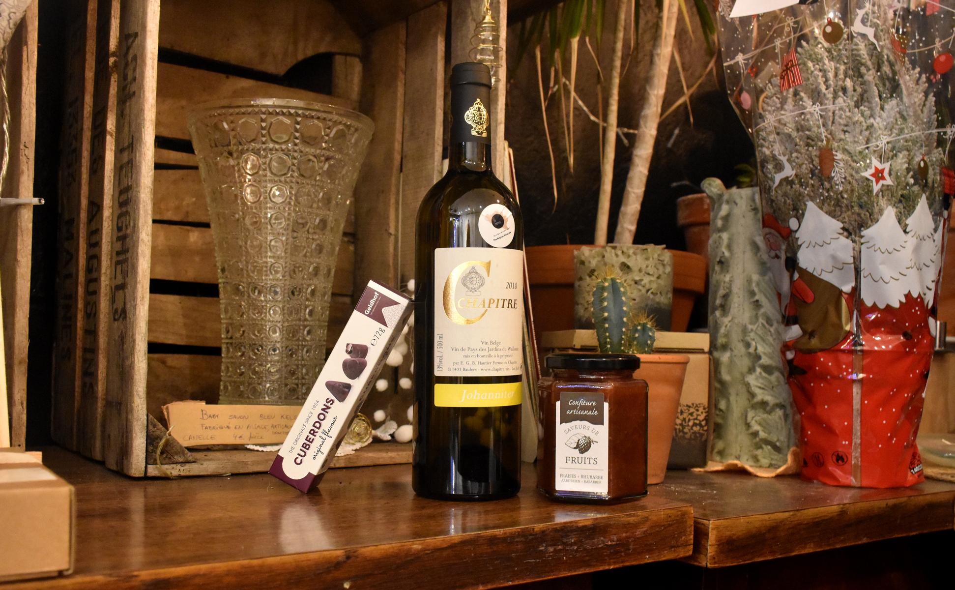 Panier Sucré - vin blanc
