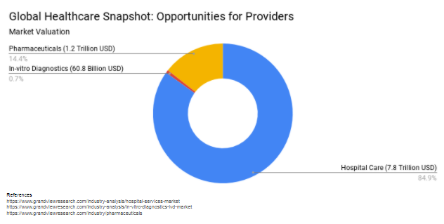 Global Healthcare Snapshot: Opportunities for Providers