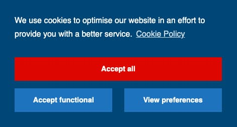 Use a Cookie Notice even on your Shopify Coming Soon page