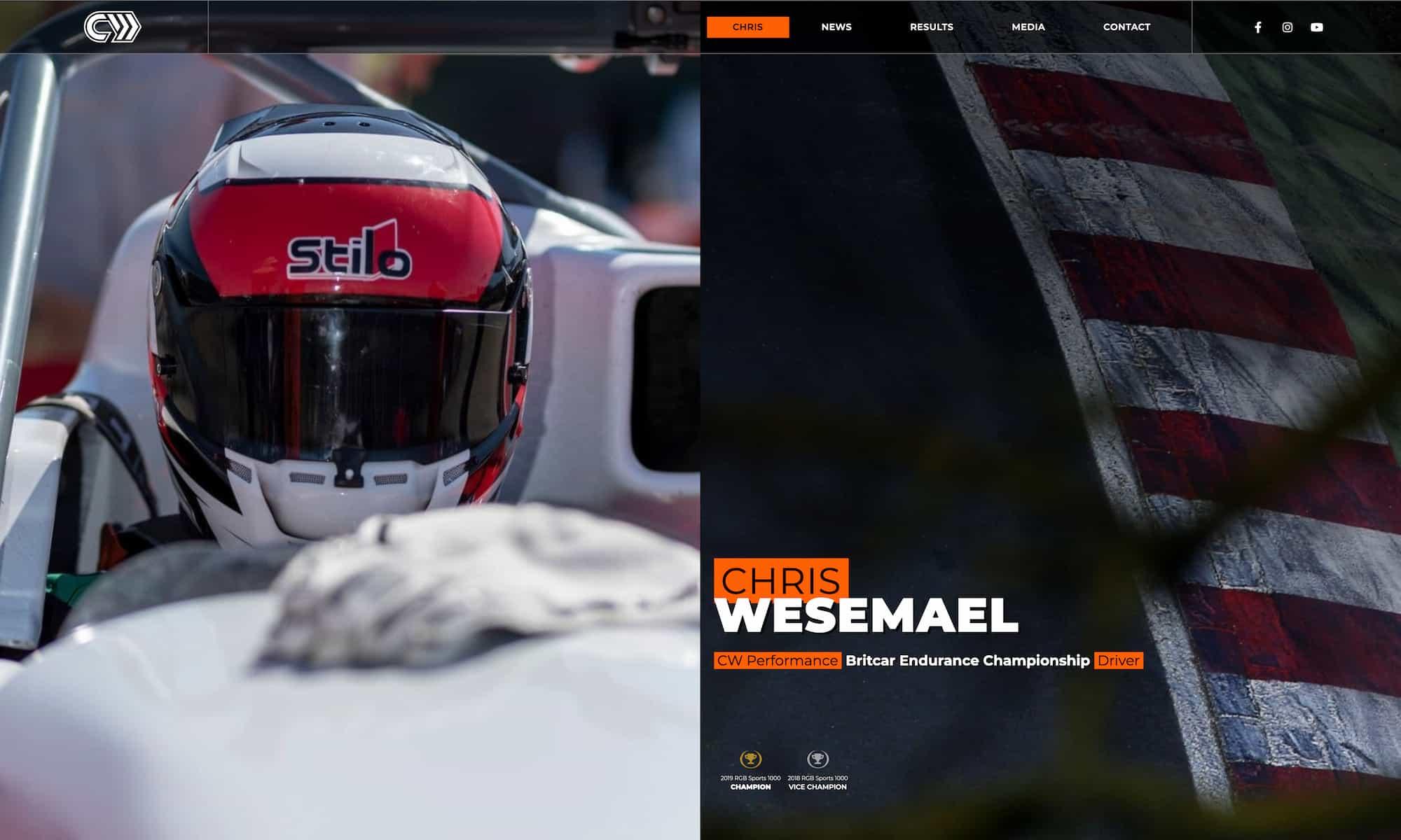 Chris Wesemael Racing