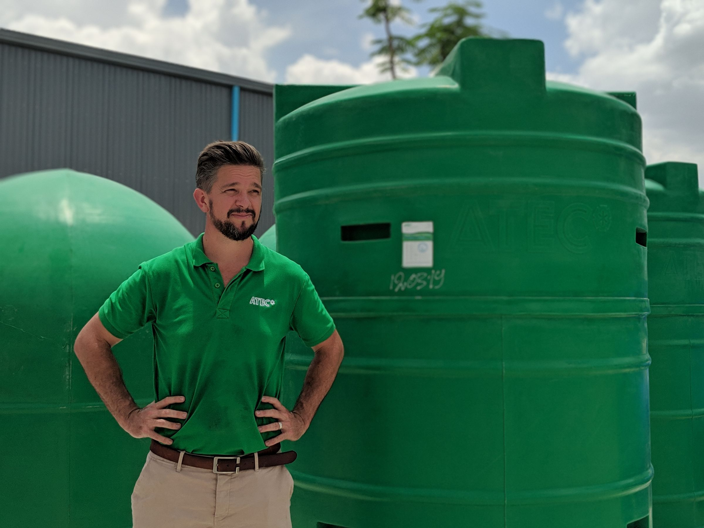 ATEC: Biogas for the planet