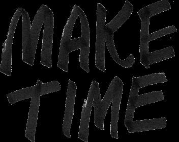 Make Time Logo
