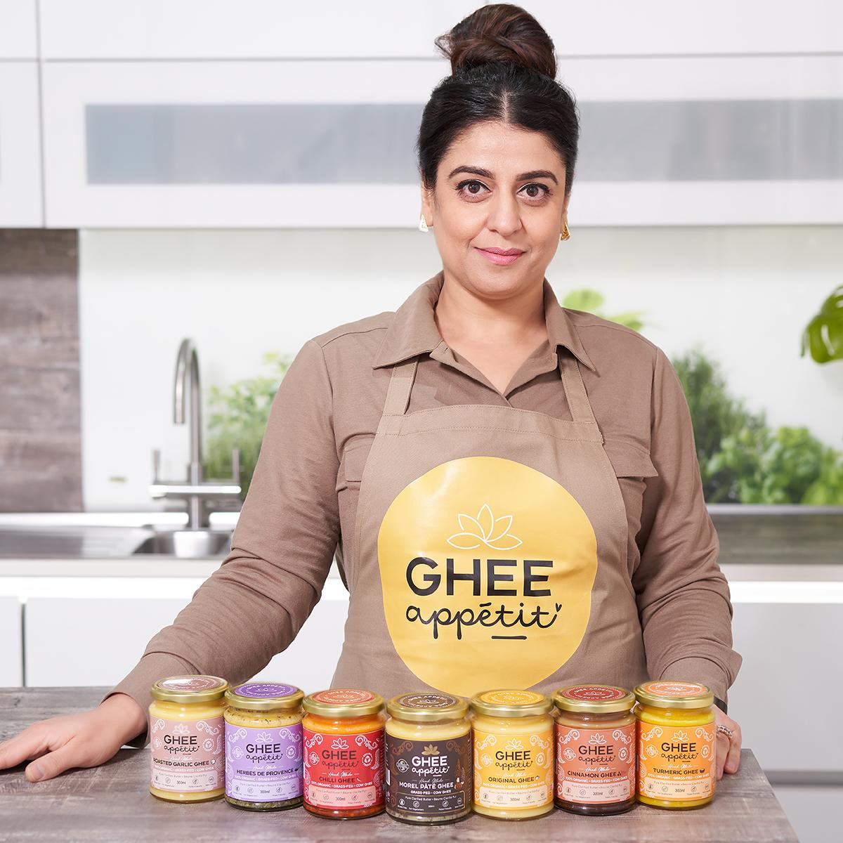 organic ghee UK
