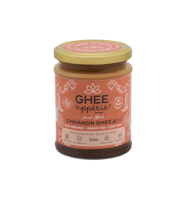 Handmade Cinnamon Ghee