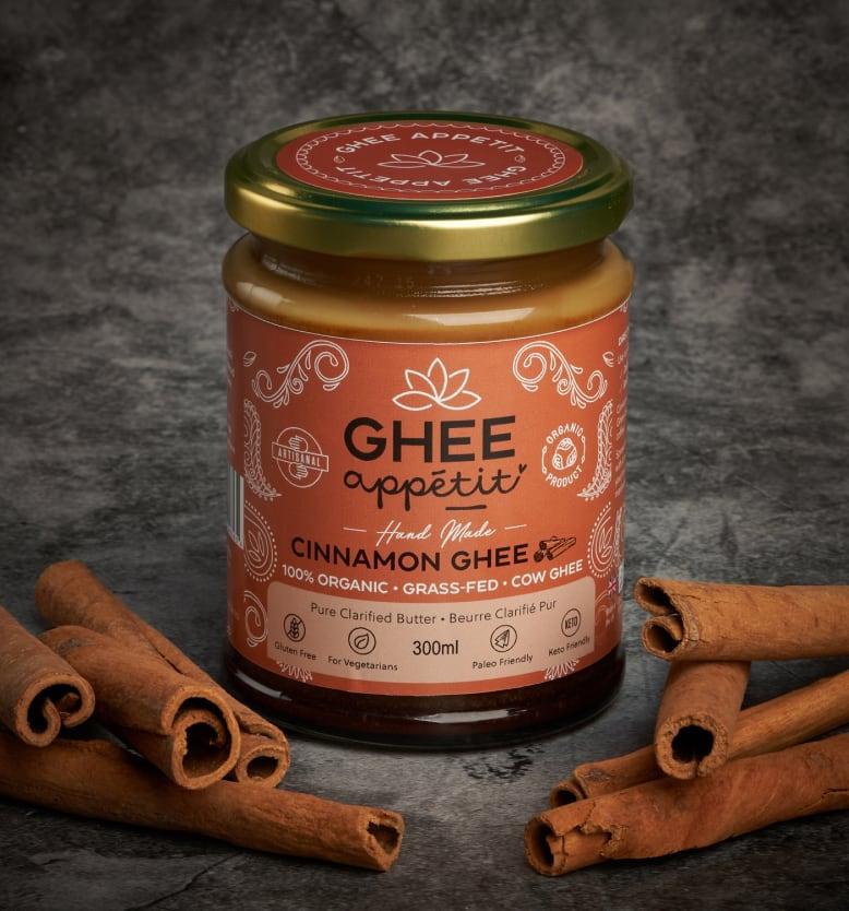 Cinnamon Ghee