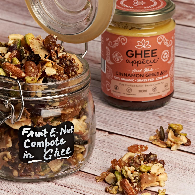 Fruit & Nut Compote in Ghee