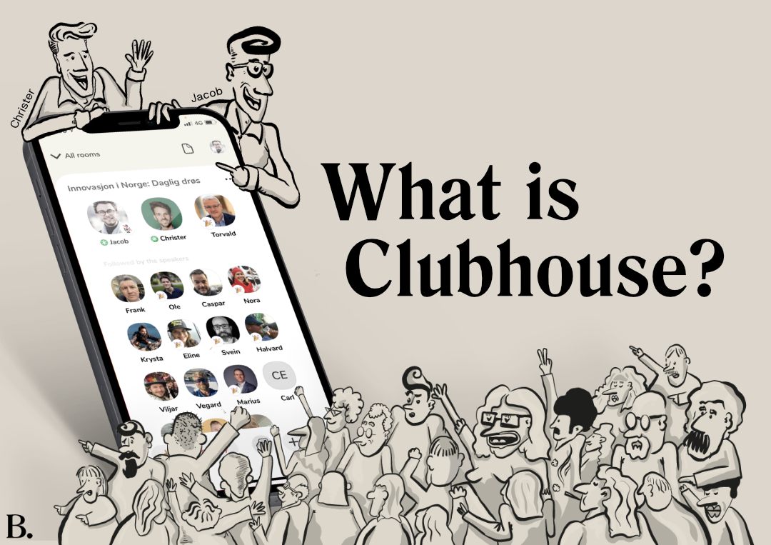 What is Clubhouse (and should you even care?)