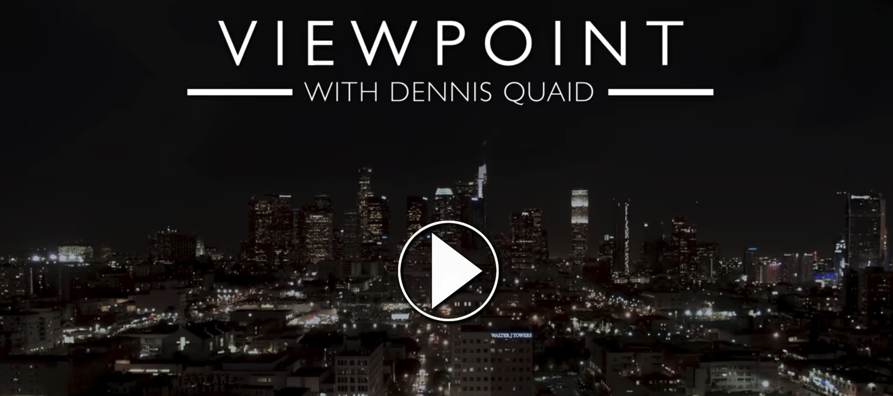 Affinity Health Partners featured on PBS's Viewpoint with Dennis Quaid