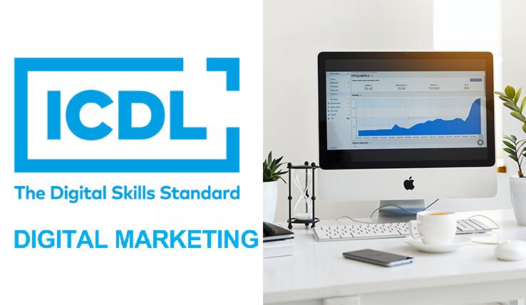 ICDL: Digital Marketing