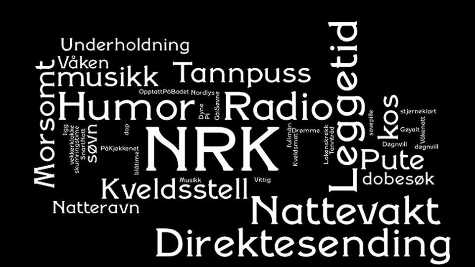 Radio NRK Logotyp