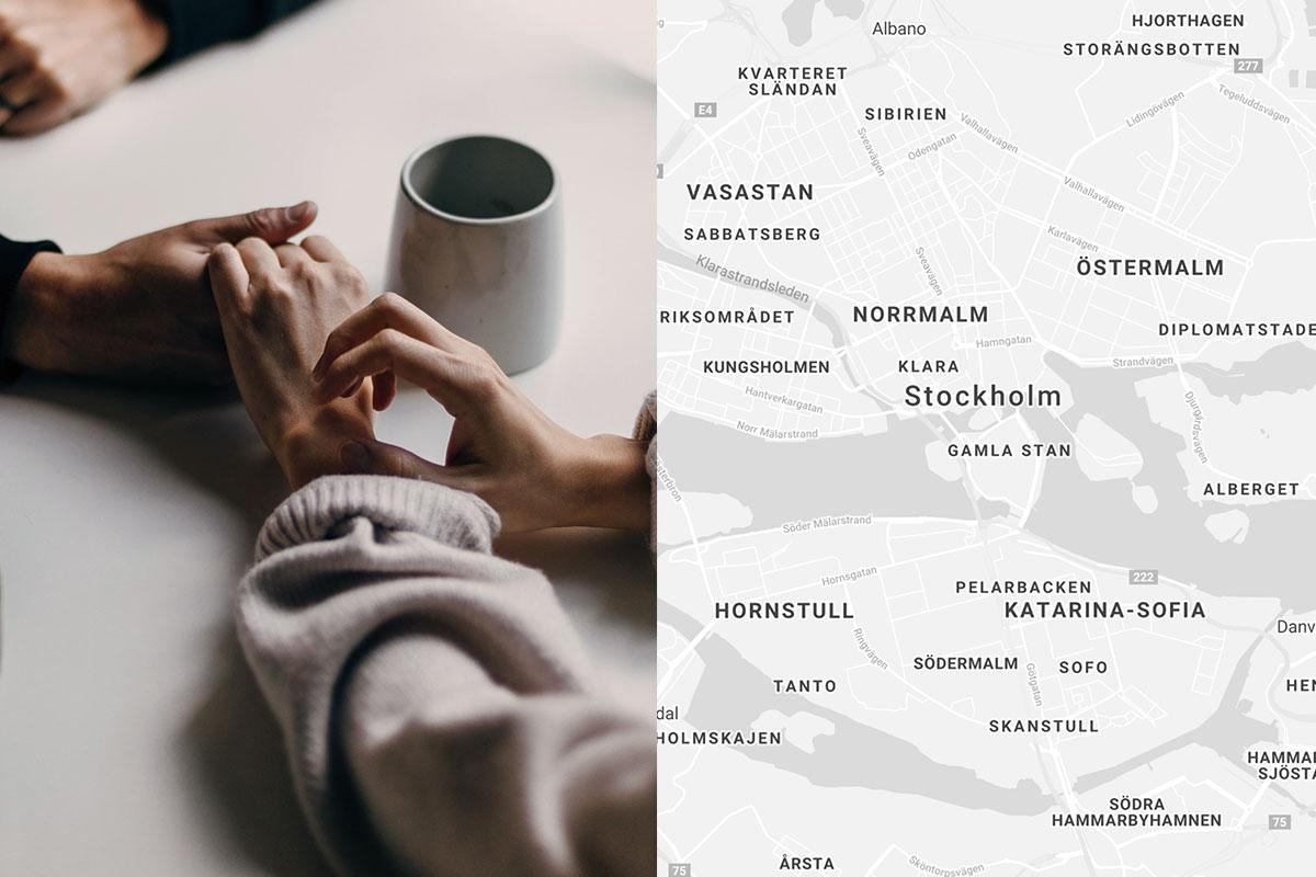 Parterapi Stockholm