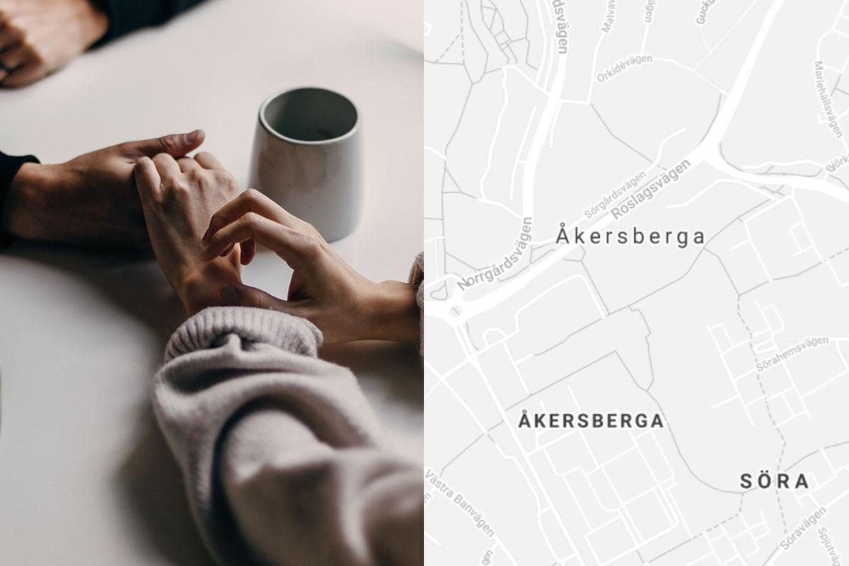 Parterapi Åkersberga