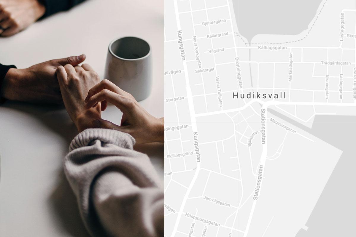 Parterapi Hudiksvall