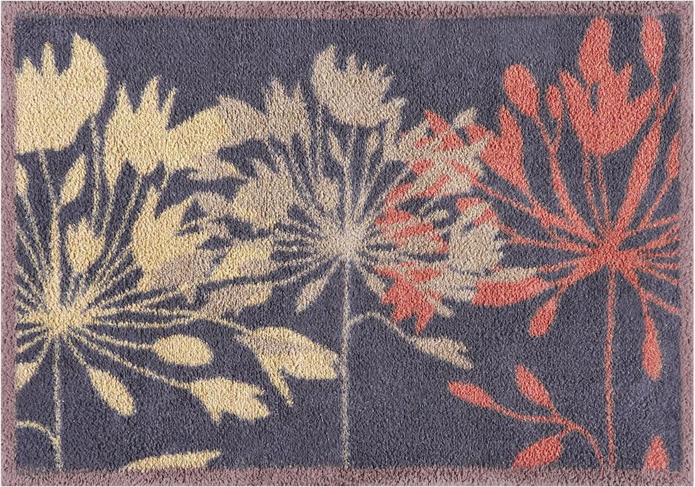 Amber Seedhead Door Mat