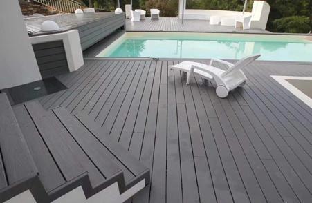 Wood Effect Decking